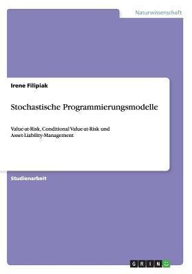 Stochastische Programmierungsmodelle