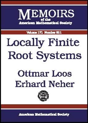Locally Finite Root Systems