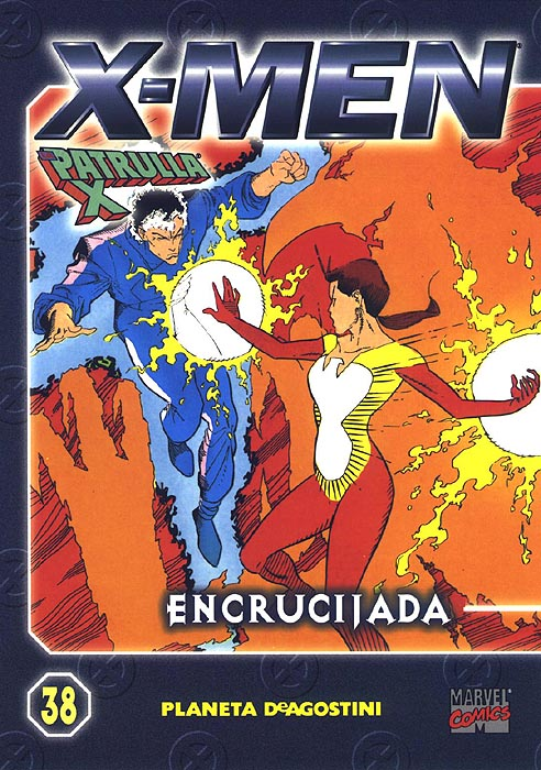 Coleccionable X-Men/...