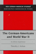 The German-Americans and World War II