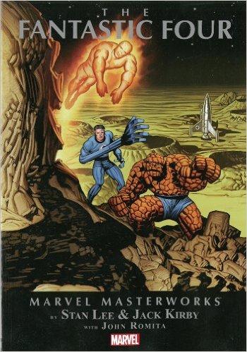 Marvel Masterworks: The Fantastic Four, Vol. 10