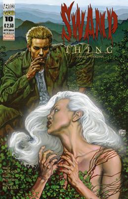 Swamp Thing di Brian K. Vaughan n. 10