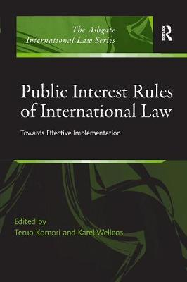 Public Interest Rules of International Law