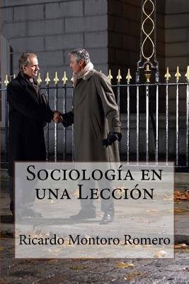 Sociología en una Lección