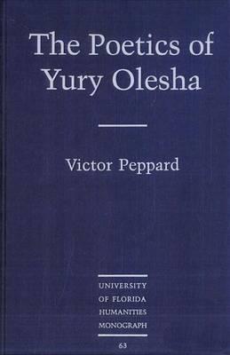 The Poetics of Yury Olesha