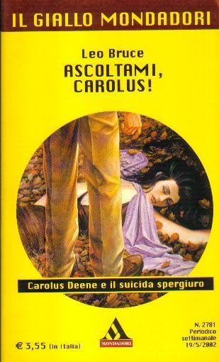 Ascoltami, Carolus!