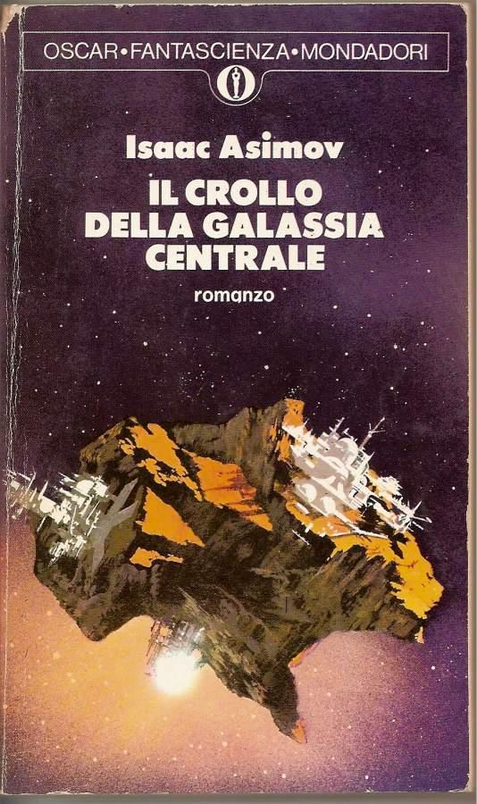 Il crollo della galassia centrale