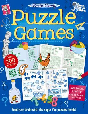 Brain Candy Puzzle Games