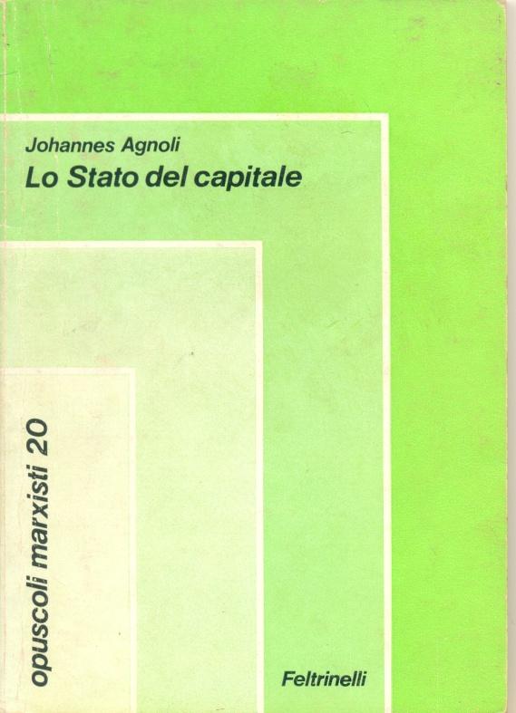 Lo Stato del capital...