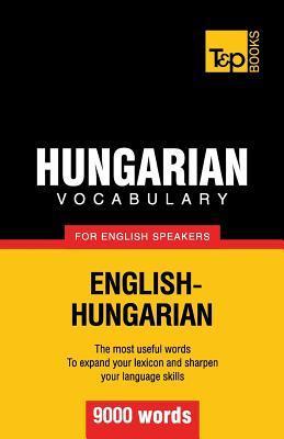 Hungarian vocabulary...