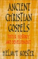 Ancient Christian Gospels