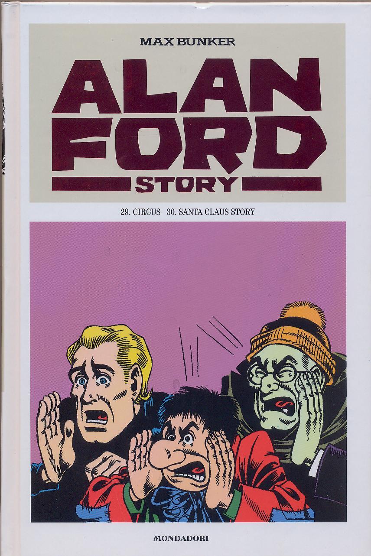 Alan Ford Story n. 1...