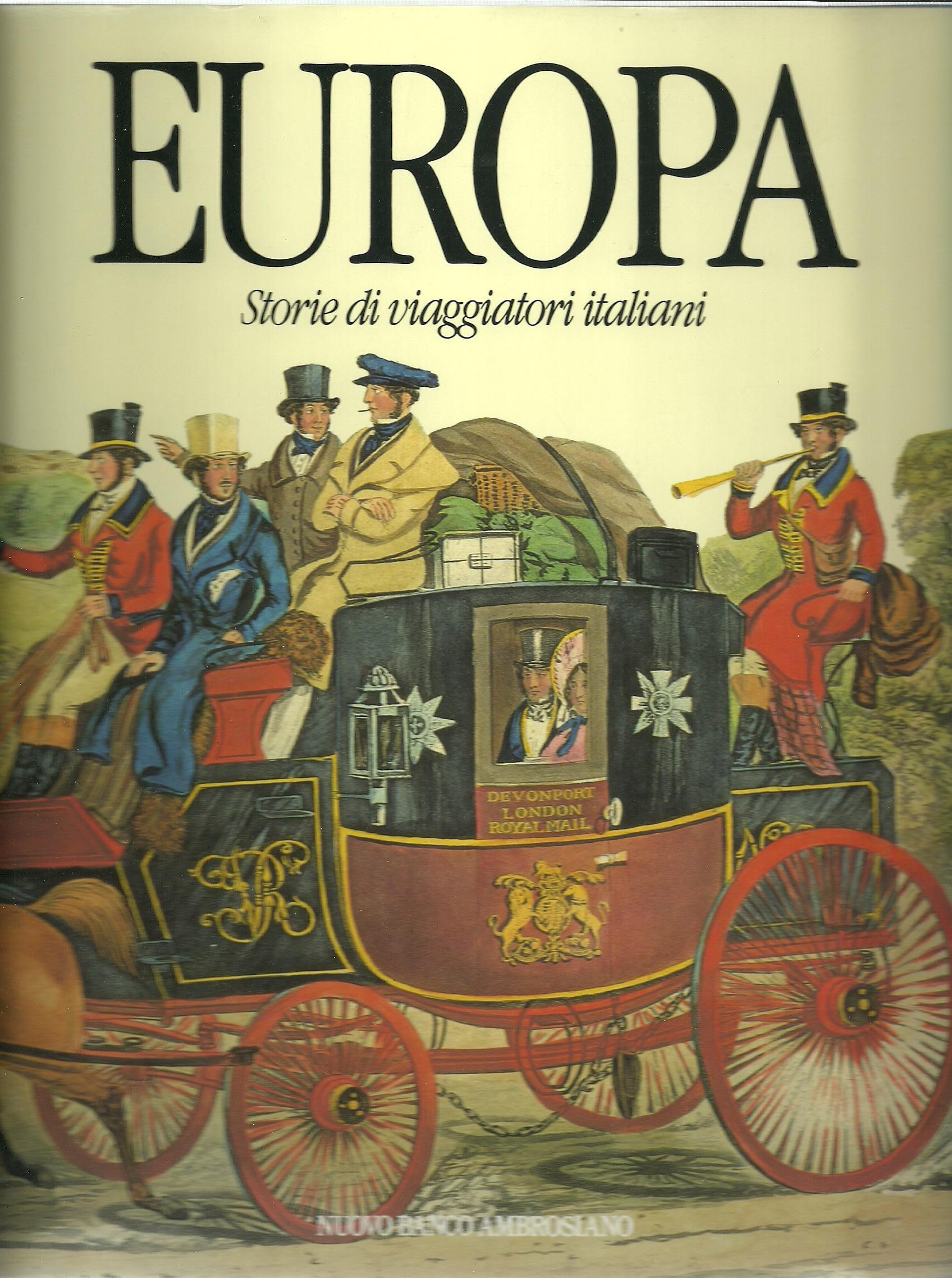 Europa: Storie di vi...