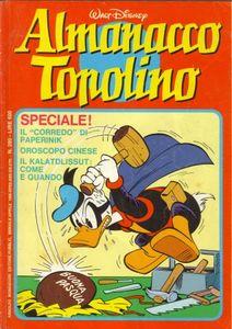 Almanacco Topolino n. 280