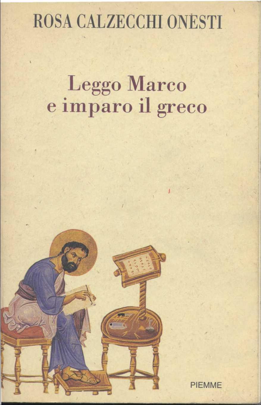 Leggo Marco e imparo il greco