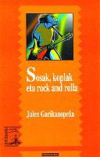 Sosak, koplak eta rock and rolla