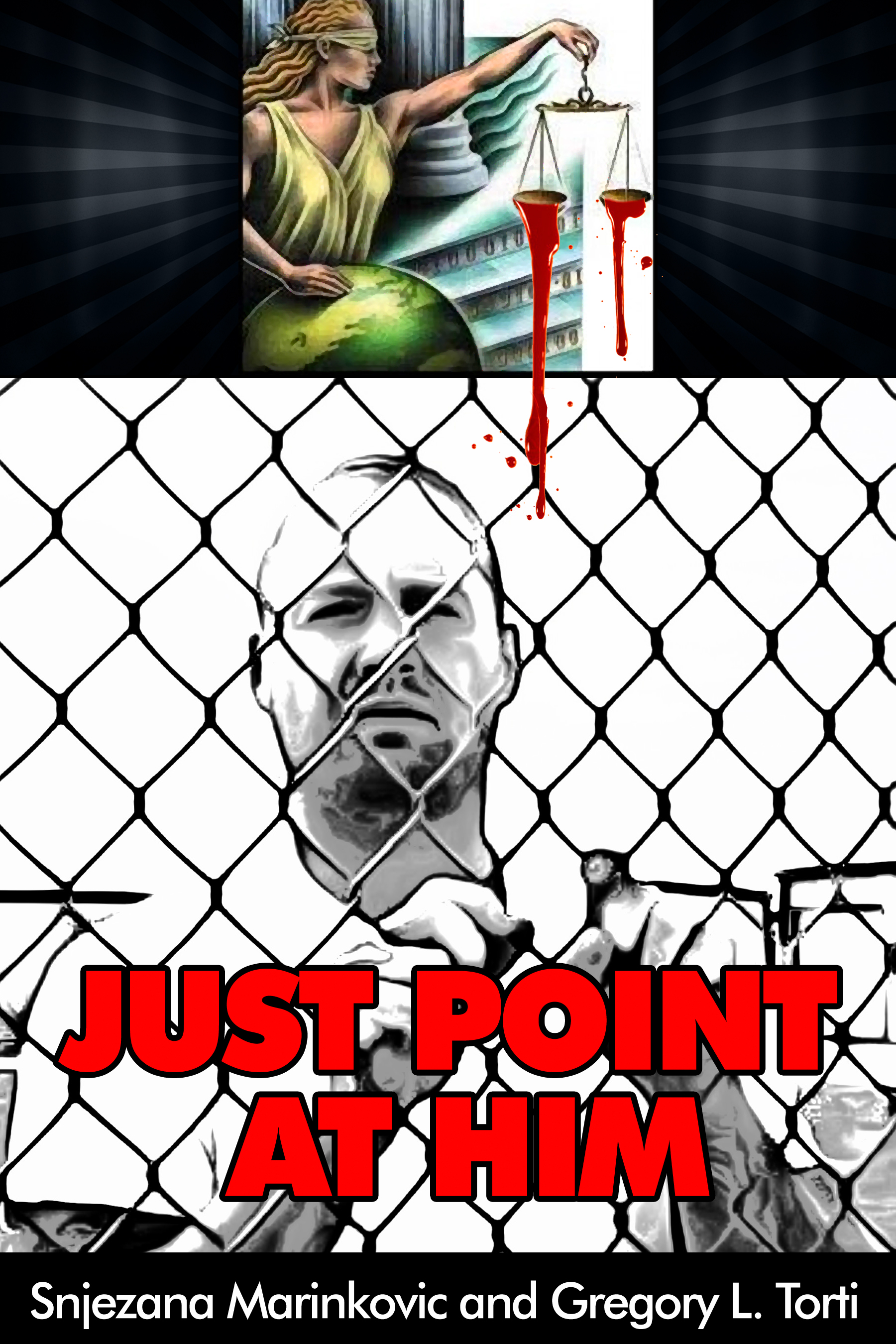 Just Point at Him