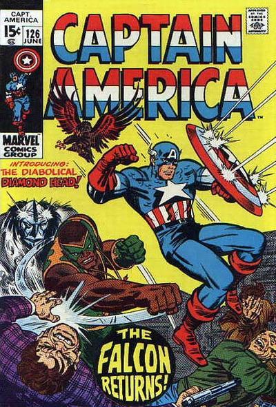 Captain America Vol.1 #126