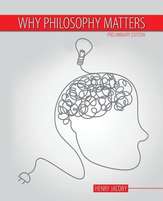 Why Philosophy Matters