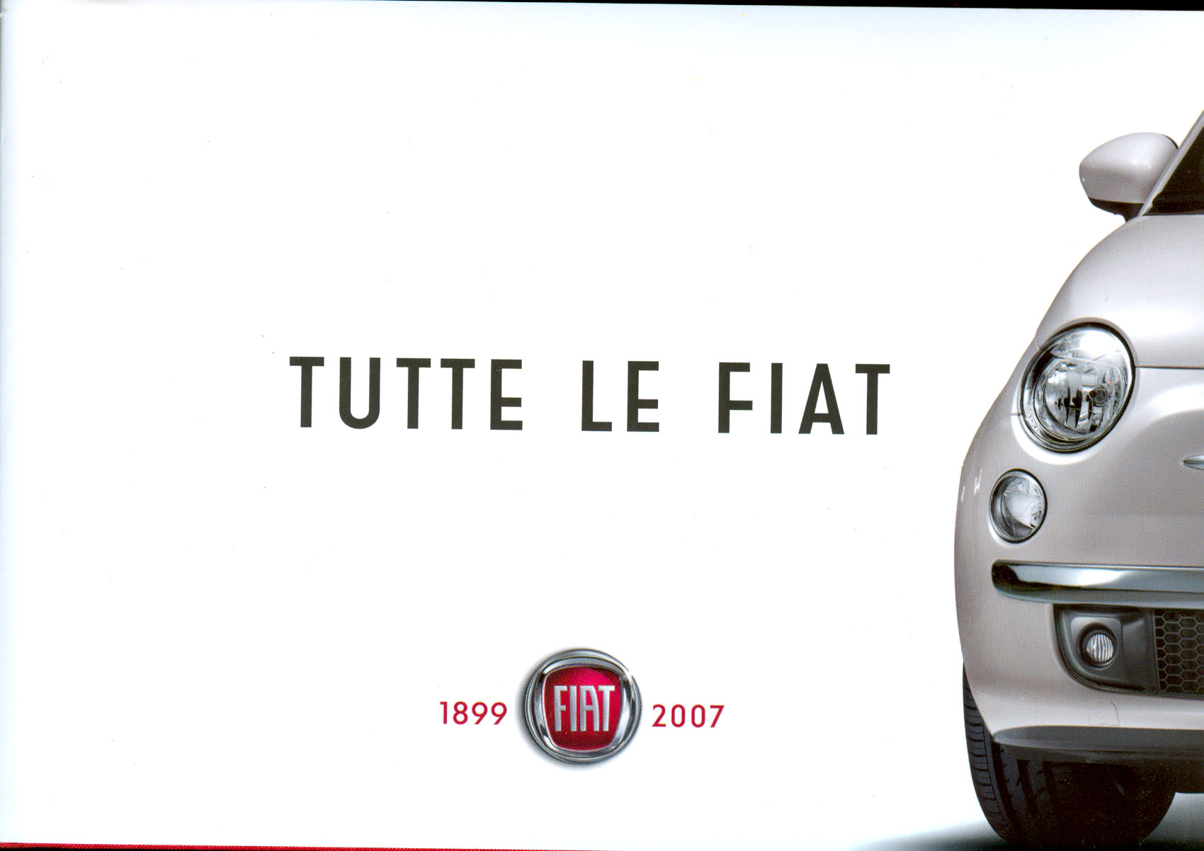 Tutte le Fiat. Ediz. italiana