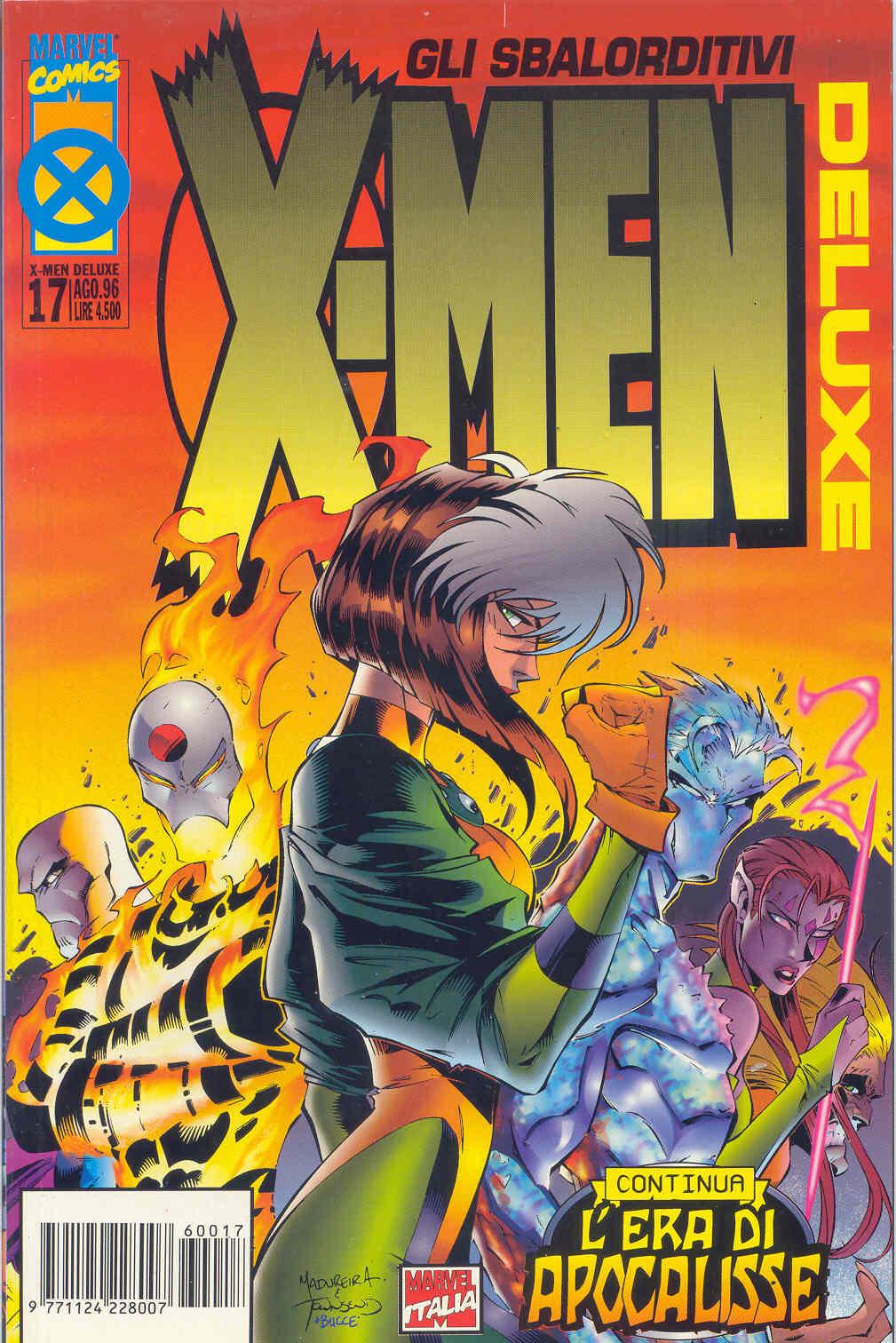 X-Men Deluxe n. 017