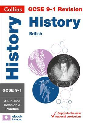 GCSE 9-1 History - British All-in-One Revision and Practice (Collins GCSE 9-1 Revision)