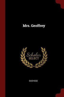 Mrs. Geoffrey