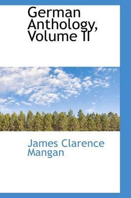 German Anthology, Volume II