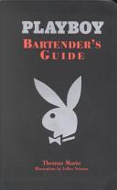 Playboy bartender's guide