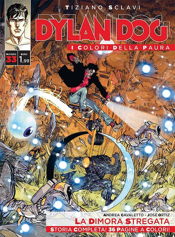 Dylan Dog - I colori della paura n. 33