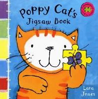 Poppy Cat's Jigsaw Book