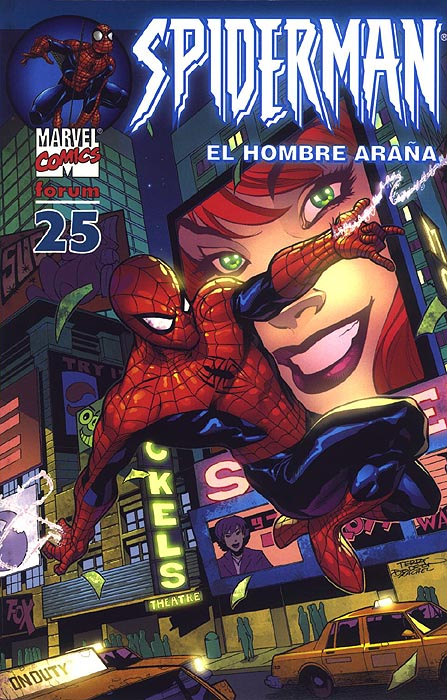 Spiderman, el hombre araña Vol.1 #25 (de 33)