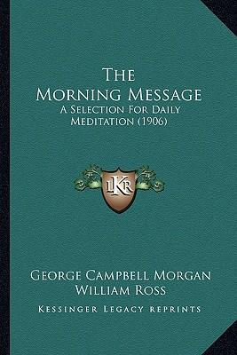 The Morning Message