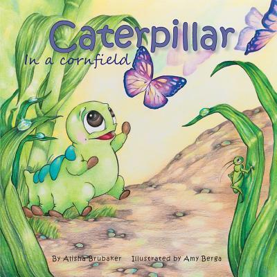 Caterpillar in a Cornfield