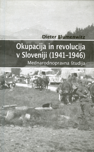 Okupacija in revolucija v Sloveniji (1941-1946)