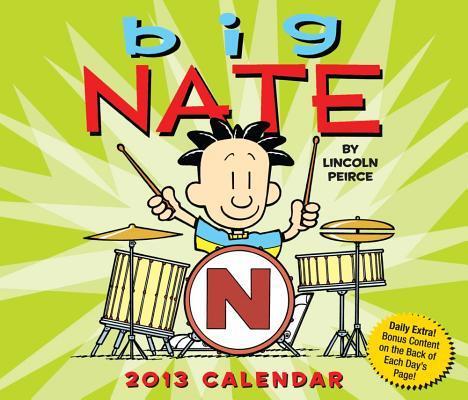 Big Nate 2013 Calendar