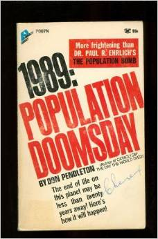 1989: Population Doomsday