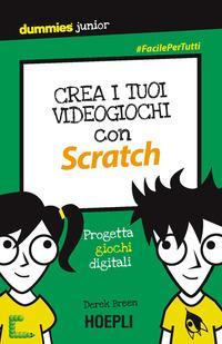 Crea i tuoi videogiochi con Scratch. Progetta giochi digitali