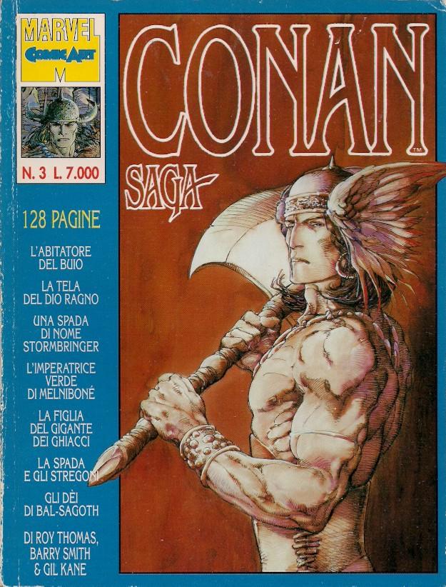 Conan Saga n. 3