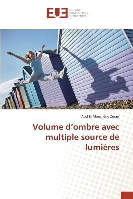Volume d'Ombre avec Multiple Source de Lumieres