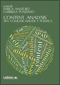 Content analysis. Tra comunicazione e politica