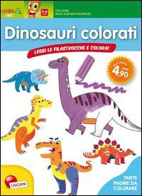 Dinosauri colorati. ...