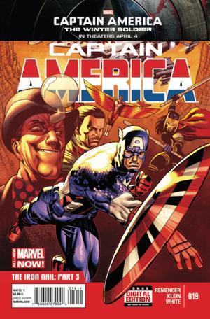 Captain America Vol.7 #19