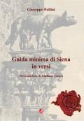 Guida minima di Siena in Versi