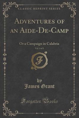 Adventures of an Aide-De-Camp, Vol. 3 of 3