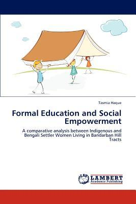 Formal Education and Social Empowerment