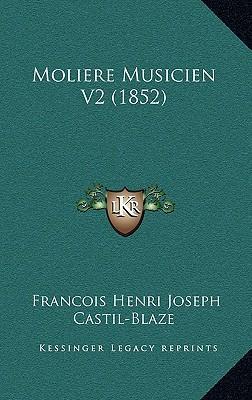 Moliere Musicien V2 (1852)