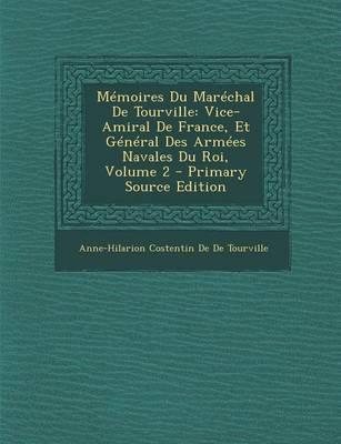 Memoires Du Marechal de Tourville