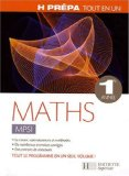 Maths MPSI 1e année