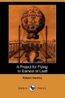 A Project for Flying